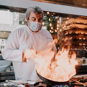 Leonardo Nardini – Chef de Bolgheri