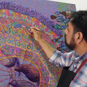 Enrique Cay | Día del Artista Nacional